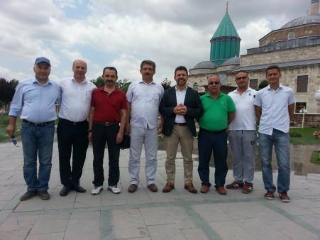 Genel Başkanın Konya Ziyareti