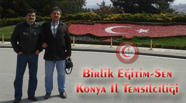 Konya'da Okul Ziyaretleri Hız Kesmeden