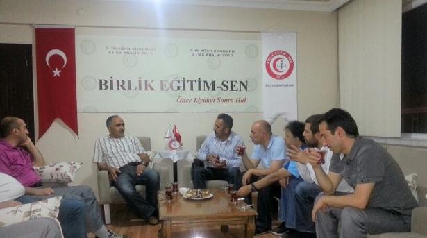 """Trabzon İl Temsilciliğinde """"Erasmus Plus ve AB Projeleri"""" Konulu Söyleşi Programı Düzenlendi"""
