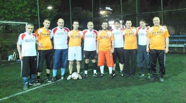 Dostluğumuz Sporla Pekişiyor