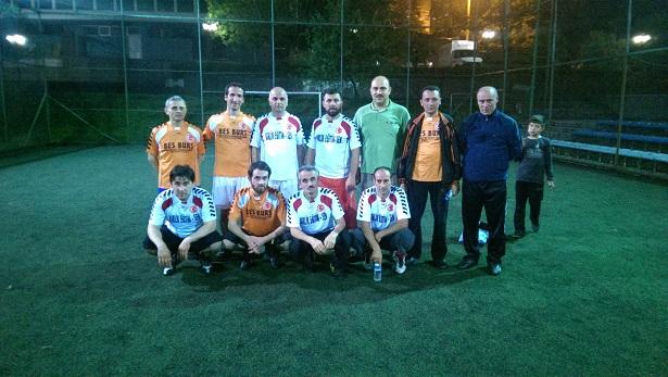 Birlik Eğitim-Sen Trabzon İl Temsilciliği Sezonun Stresini Halı Sahada Attı