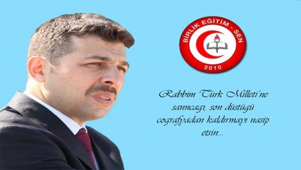 Genel Başkan Murat Karataş'ın Kadir Gecesi Mesajı