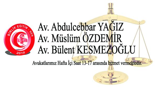 Hukuk Servisi