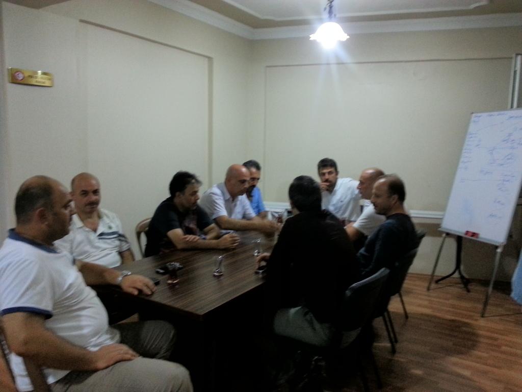 Birlik Eğitim Sen Trabzon İl Teşkilatı Toplandı