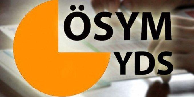 7 Eylül 2014 Günü Yapılan YDS Sınav Sonucu Açıklandı