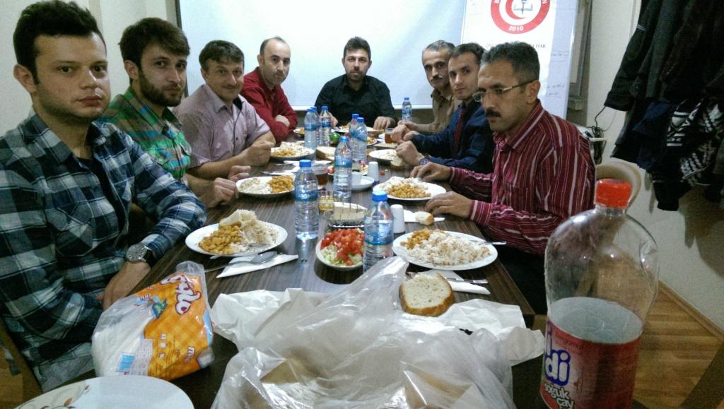 Trabzon İl Temsilciliğimiz KTÜ Eczacılık Fakültesi Öğretim Üyeleriyle Buluştu