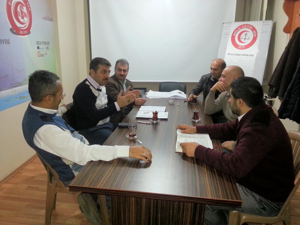 Trabzon İl Teşkilatımız Çarşamba Sohbetlerine Devam Ediyor
