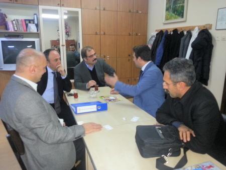 Mehmet Akif Ersoy İlköğretim Okulu Ziyareti