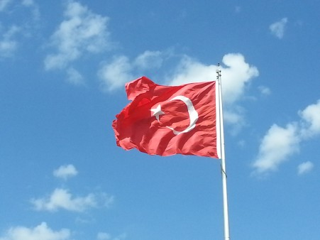 Anadolu'dan Doğu Türkistan'a… Gök bayrağımız Bir Rüzgar Bekliyor…