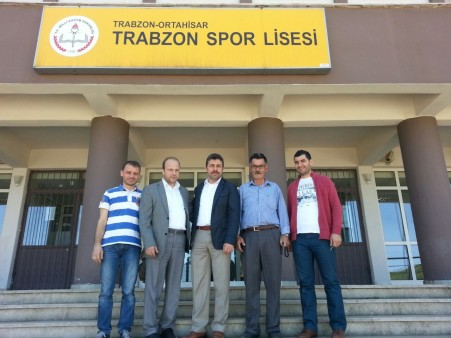 Trabzon Spor Lisesi Ziyareti