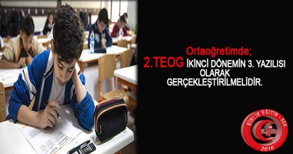TEOG Sınavları Sonrasına Dair Notlar