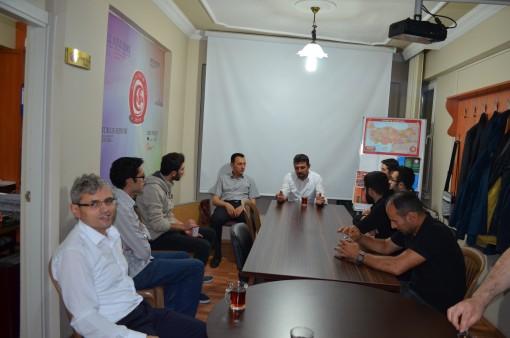 Devlet-Öğrenciler ve STK'lar ile BİRLİK'te