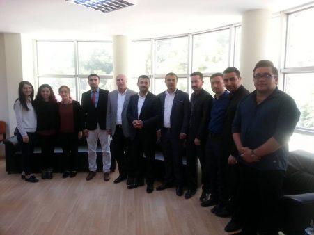 Genel Başkanımız Murat KARATAŞ'ın Giresun Ziyareti.