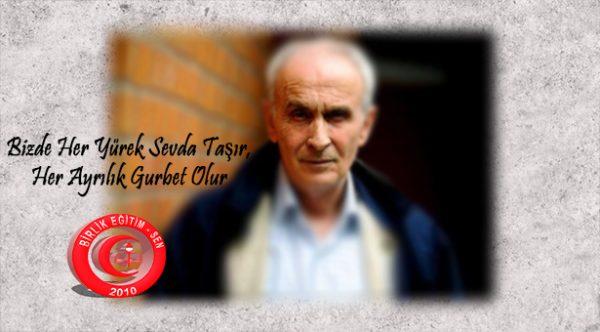 Mehmet Niyazi Hakka Yürüdü Allah Rahmet Eylesin