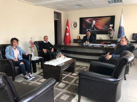 Gaziantep İl Temsilcimiz Hızır Ahmet GÜL'ün Okul Ziyaretleri