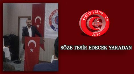Genel Başkan Murat KARATAŞ'ın üçtuğmedya.com İnternet Sitesi İçin Derlemiş Olduğu Yazısı