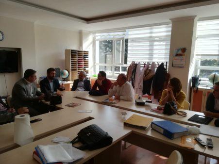 Eskişehir Turgut Reis Mesleki ve Teknik Anadolu Lisesi Ziyareti