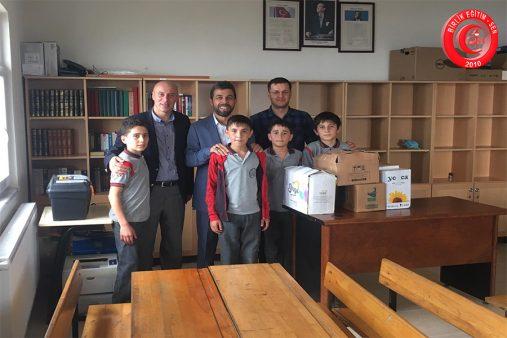 Genel Başkan Murat KARATAŞ ve Yönetim Kurulu Üyemiz Fatih KUL Okul Ziyaretlerinde Bulundu
