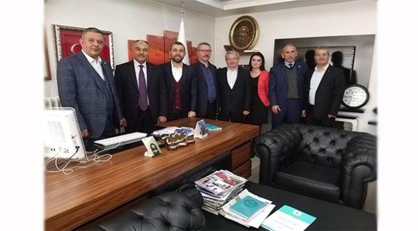 Konfederasyon Yönetim Kurulu Toplantımızdan…