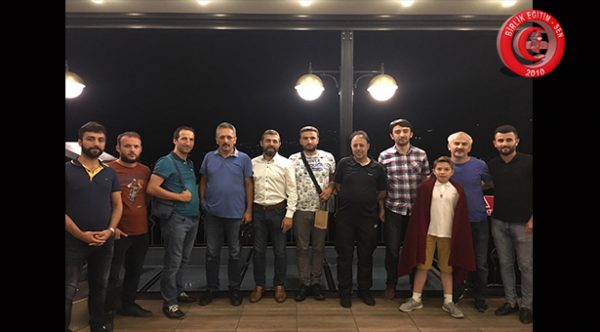Teşkilat güçlendirme toplantılarımız kapsamında dün akşam Akçaabat'taydık.