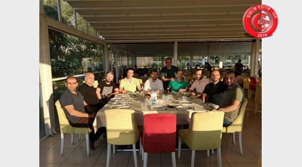 Yomra ve Arsin ilçelerindeki üyelerimizle teşkilat toplantılarına devam ettik.