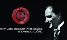 Ölümünün 81. Yılında Gazi Mustafa Kemal Atatürk'ü Rahmetle Anıyoruz.
