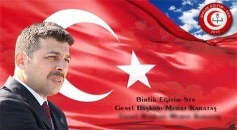 Genel Başkanımız Murat KARATAŞ Ramazan Bayramı vesilesiyle duygu ve düşüncelerini şu sözlerle dile getirdi;